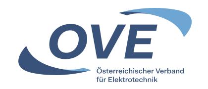 OVE Österreichischer Verband für Elektrotechnik