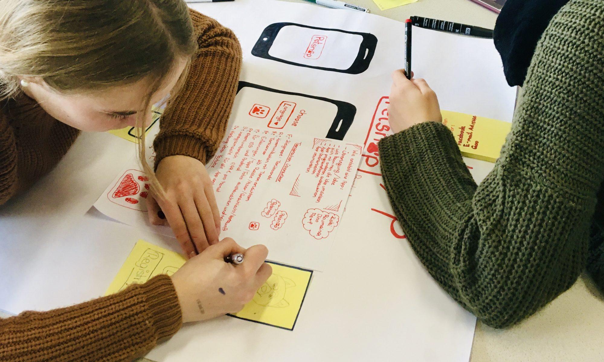 Projektinfos für Schulen